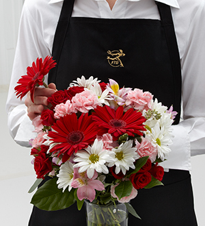 FTD FLORIST DESIGNED BOUQUET PROMOTION