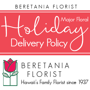 Honolulu Flower Delivery