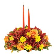 Thanksgiving Moments Centerpiece