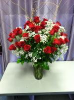 3 Dozen roses