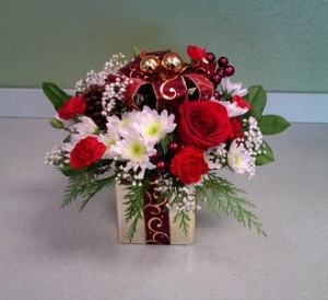 The Golden Gift Bouquet
