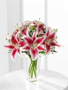 The Pink Lily Premium Bouquet