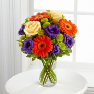 The Sunburst Bouquet