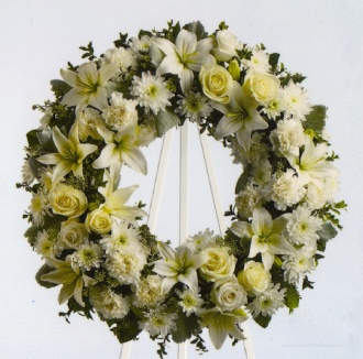 Mixed Wreath