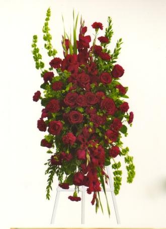 Standing Spray Roses 17BSS