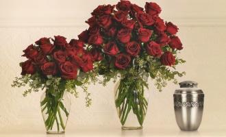 Tribute 48 Roses