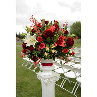Meritage Cermony Flowers