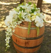 White Wine Country Elegance