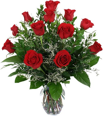 That\'s Amore - Dozen red roses