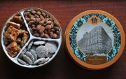 Brown Palace Nuts and Chocolate Tin