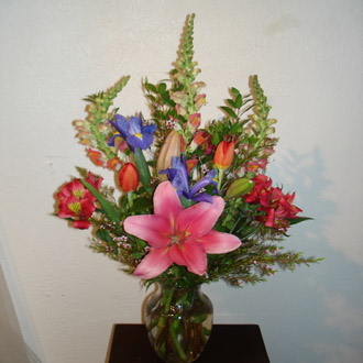 Classic Mix Spring Bouquet