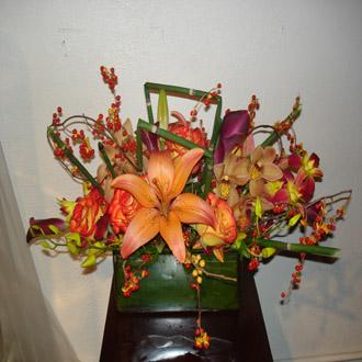 Autumn Delight Centerpiece
