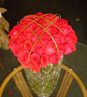 Pave 5 Dozen Roses