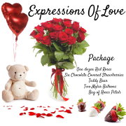 Expression Of Love Package