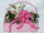 Pink European Garden