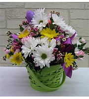 THE EASTER BASKET BOUQUET