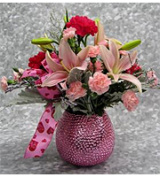 TENDER HEART BEAR BOUQUET
