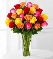 RUTH MESSMER FLORIST BOGO ASSORTED COLOR ROSE SPECIAL