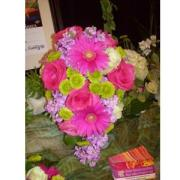 Summer Sensation Bridal Bouquet