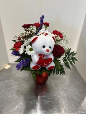 Vase of Love    H11