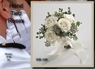 Hand Tied Bouquet    WB-108