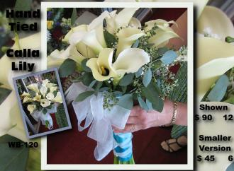 Hand Tied Bouquet    WB-120