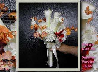 Hand Tied Bouquet    WB-124