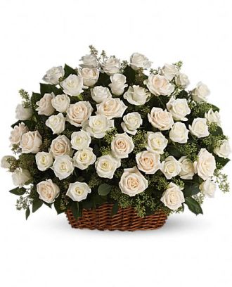 Bountiful Rose Bouquet