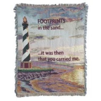 Throw - Footprints