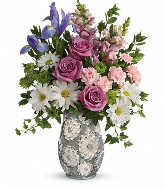 Teleflora\'s Spring Cheer Bouquet