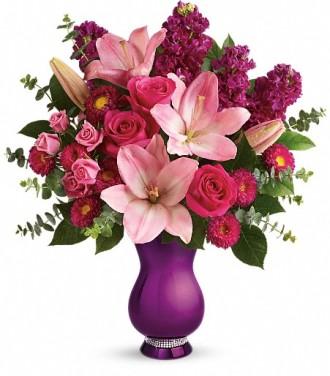 Teleflora\'s Dazzling Style Bouquet
