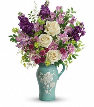 Teleflora\'s Artisanal Beauty Bouquet