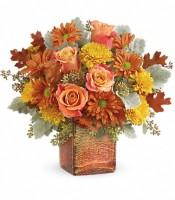 Teleflora's Grateful Golden Bouquet