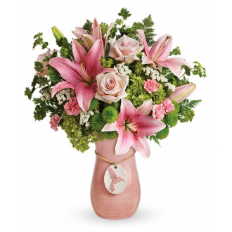 Teleflora\'s Elegance In Flight Bouquet