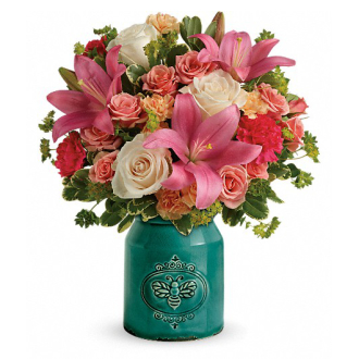 Teleflora\'s Country Skies Bouquet