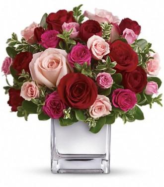 Teleflora\'s Love Medley Bouquet