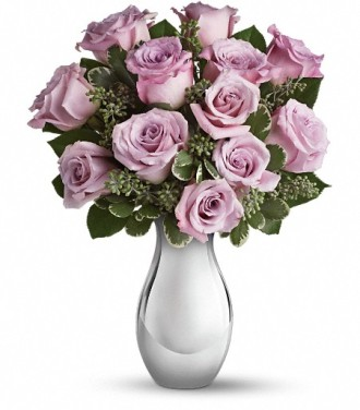 Teleflora\'s Roses and Moonlight Bouquet