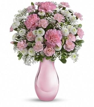 Teleflora\'s Radiant Reflections Bouquet