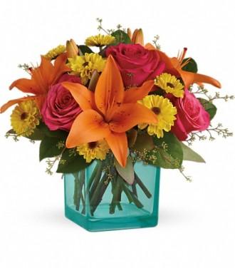 Teleflora\'s Fiesta Bouquet