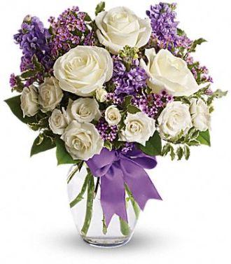 Lavender Fields Bouquet