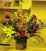 Atlanta Flower Market's-Indulgent Glimmer