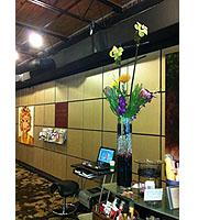 Atlanta Flower Market's-Contempo chic