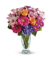 Teleflora�s Wondrous Wishes Bouquet