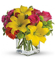 Teleflora�s Sunsplash Bouquet