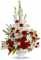 Teleflora's Memories to Treasure Arrangement