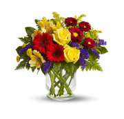 Teleflora�s Garden Parade Bouquet