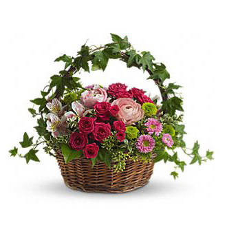 Teleflora's Fairest of All Basket