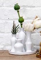 Round Multi Vase
