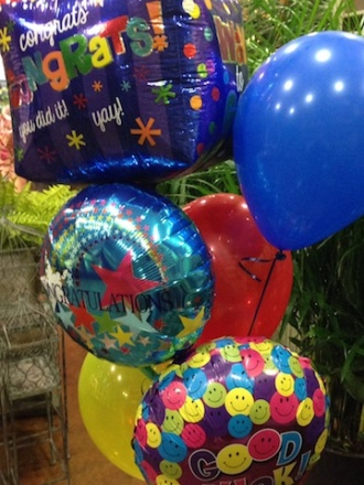 Yay For You! Balloon Bunch