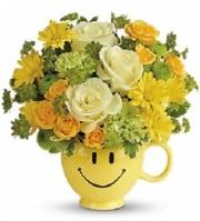 You Make Me Smile Bouquet